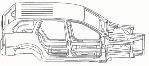 Sport Utility Vehicle Cut Sheet
